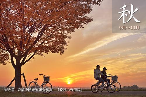 JR奈良線秋
